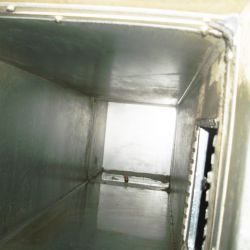 Duct cleaning - After
